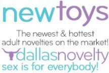 New Toys available at Dallas Novelty. / We will be sharing pictures of all the newest adult toys added to DallasNovelty.com