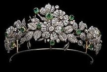 Crown Jewels / Because Crowns and Tiaras are a class of jewelry which deserve a board all to themselves.
