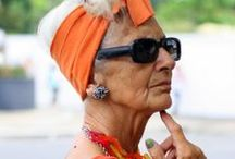 Elderly fashion