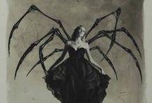 Avidly Arachnaphobic