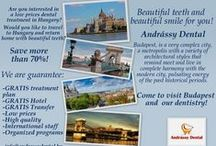 Andrássy Dental Clinic / Why the Dental Clinic Dental Andrássy? • Because the treatments are performed by dentists and dental technicians Hungarian and Italian • Because our surgeon specializing in dentistry is Italian • Why do we use high quality materials comply with EU • Why is there a guarantee for all our dental treatments • Why we speak in Italian and our dentists are Hungarian and Italian