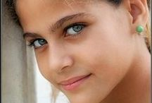 Фотографии - красивые лица / Красивые женские лица
