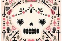 Skull / calavera