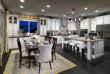 The Debut Collection at Leyden Rock / The Premier Collection at Leyden Rock offers New Homes in Arvada, CO. TRI Pointe Homes presents a new address of distinction and luxury in Arvada's Leyden Rock master-planned community.