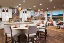 """The Encore Collection at Candelas / The homebuilding excellence of TRI Pointe Homes has been inspired by the """"life wide open"""" lifestyle of the award-winning community, Candelas, in Arvada."""