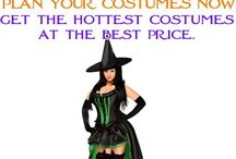 New Costumes available at Dallas Novelty. / New Costumes available at Dallas Novelty from the finest manufacturers such as Fever, Wicked and Daisy.
