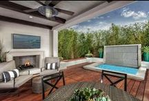 Fairwind In Huntington Beach / Just a few miles from the sand in a city known for its beaches and surfing, Fairwind by TRI Pointe Homes presents three impressive 2-story single-family floorplans that offer an abundance of spaciousness, comfort and style.