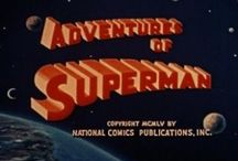 Superman - Original TV Series / Look, up in the sky. It's a bird! It's a plane! No, it's Superman!... / by Miklós Varga
