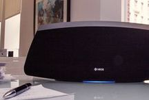 HEOS by Denon / Wireless streaming devices. For iOS or Android devices