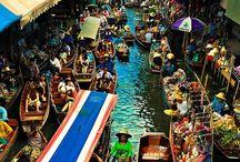 ThaiVentures / All das was ich bei meinen nächsten Besuchen in diesem wunderschönen Land noch sehen, machen und erleben möchte.