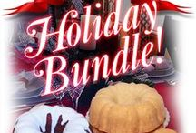 Holiday Specials / It's the holidays and the BEST time for pound cakes! Check out our specials