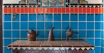 Spanish Inspiration at home / Spanish style but with retro twist