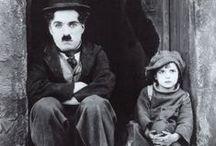 Charlie Chaplin / by Nathalie Pedreno