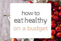 Money Saving Kitchen Tips / Kitchen tips to help you save money.