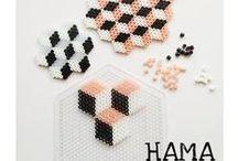 Vasalható gyöngyök - Hama