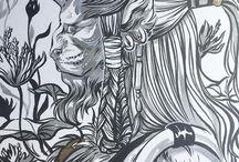art | sketchbook