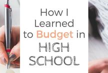 How to Budget / Here's how to start a budget and budgeting 101 tips.