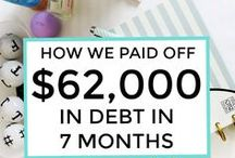 Debt Free Stories / These are stories about how people have paid off all of their debt and have become debt free.