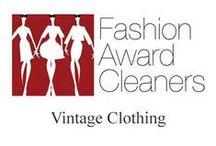 Vintage Clothing / Vintage Garments we love to work on
