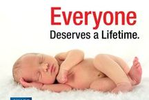 Life / Resources for sharing your Pro-Life values.