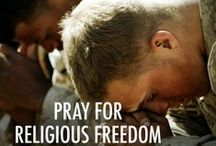 Religious Freedom / A board to share resources on protecting freedom of religion.