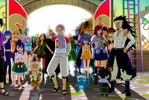 Fairy Tail / ABSOLUTELY LOVE THIS ANIME!!!!   / by Carolina Rosa