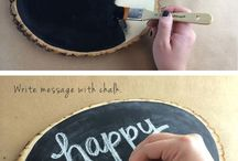 Diy's / Easy, fun & crafty ideas  / by Allegra Neglia