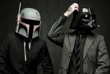 Star Wars / Hace mucho tiempo, en una Galaxia muy, muy lejana...