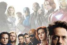 Superhéroes / ¿Cuál es tu Superhéroe favorito??
