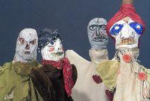 Kuklalar/Puppets