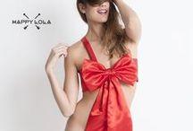 Lencería picante Happy Lola / Accesorios y complementos para levantar pasiones.