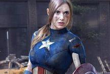 References - Superhero, Villain