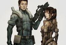 CDesign - Cyberpunk, Sci-fi