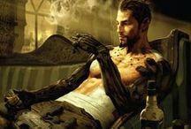 Illust. - Cyberpunk, Sci-fi