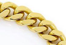 Goldketten und Goldarmbänder von www.juwelenmarkt.de / bis 75 Prozent UNTER Schätzwert: hochwertige Goldketten, Goldarmbänder in Gold, Weißgold und Platin