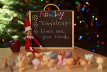 Elf On The Shelf 4 My Kids / by Traci A. Moore
