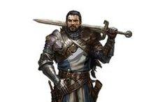 CDesign - Warrior, Barbarian