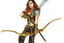 CDesign  - Archer, Thief, Rogue
