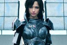 References - Cyberpunk, Sci-fi