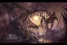 Illust. - Dragons