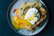 Food : Breakfast/Brunch / Quick weekday breakfasts or decadent weekend brunches