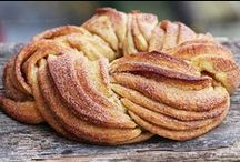 Food : Bread / Bread. Loaves. Buns. Braided Challah. Brioche etc.