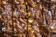 Food : Brownies / all the brownies you'll ever need.