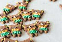 Food : Cookies + Biscuits / Cookie monsters unite!