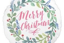 Christmas Gifts / Looking for some unique gifts for christmas the coming season? Here are some wonderful options in watercolors. Make your gift personal and memorable.