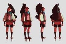 Retos Characters