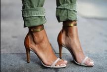 My Fashionista Side / by Kelsey Warden