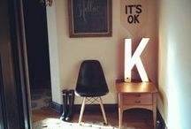 Typography in the home