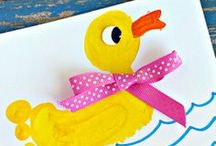 Young at Heart / Ideas for fun crafts, snacks, and activities for the kids / by Carla Biggs