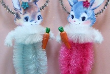 Crafts-Felt & pipe Cleaners / by Sherry Fabre